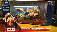 Maisto HONDA RCV 212 Repsol #. 2 Dani Pedrosa Moto GP 2008