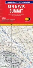 Ben Nevis XT40 Summit Map 1:12,500 Harvey Map
