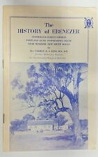 The History of Ebenezer by Rev. George R.S. Reid (Paperback, 1964)