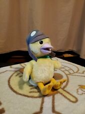 """2008 Fisher Price Wonder Pets Approx 11"""" Ming Ming The Duck Plush"""