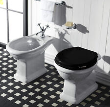 SIMAS SANITARI SERIE LANTE  VASO SCA. PARETE  + BIDET + COPRIWC SOFT CLOSE B.CO