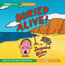 Buried Alive by Jacqueline Wilson (CD-Audio, 2006)
