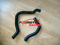 Silicone Radiator Hose For Honda CIVIC/CRX EF 8/9 B16 1988-1991 89 90 BLACK EF8