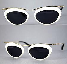 Miu Miu Sonnenbrille / Sunglasses VMU56M  49[]18  7S3-1O1 140/ 313(6)