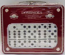 Dominoes Plastic Vintage Board & Traditional Games