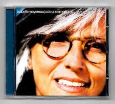 RARE CD / ISABELLE MAYEREAU - JUSTE UNE AMERTUME / ALBUM 13 TITRES 1996