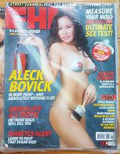 FHM PHILIPPINES #48 (June 2004) Aleck Bovick COVER