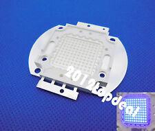 100W Royal Blue 445-450nm High Power Bright LED Lamp bead Light for Aquarium DIY