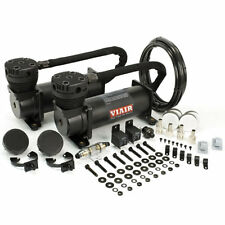 VIAIR Dual 480C 12-Volt 200-PSI Stealth Black Value Pack Air Compressor Kit