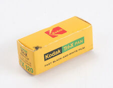 KODAK 120 TRI-X PAN IN A SEALED BOX, EXPIRED 1975, FOR DISPLAY ONLY/cks/201391