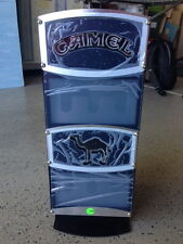 Camel/Kool Display - Dual 3 Packs Wide W/Cash Drawer Parts - Lights Up