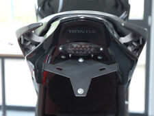 Kennzeichenhalter f. Honda NC 750 S/X Rück smoke licence plate holder tail tidy