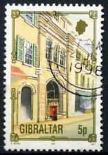 Gibraltar 1993-5 SG#699, 5p Architectural Heritage Definitive Used #D48073