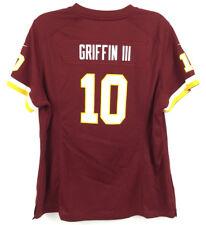 Nike Robert Griffin Youth Jersey RG3 Washington Redskins On Field Football Sz XL