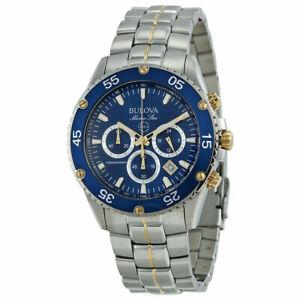 Bulova 98H37 Marine Star Chronograph Men's Watch