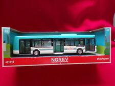 BUS NOREV PLASTIGAM  431010  BLEU AU 1/43