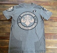Mens Affliction T-Shirt ( Size Small ) Black/Grey Clean Condition Rare! Cain Gsp