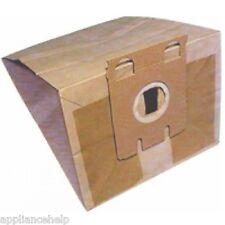 Miele S219 Hoover Aspiradora Bolsas de filtro de papel Pack con 5 E