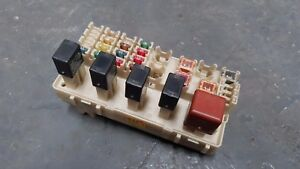 For Toyota Camry 36 08/2002 - 05/2006 - V6 - Relay & Fuse Box Block Engine Bay