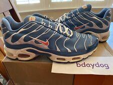 Nike Air Max Plus Tn 2003 Cascade Blue/Lobster Wmns US 11 DS