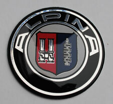 ☆ STICKER LOGO  ALPINA 45 mm pour Volant BMW ☆