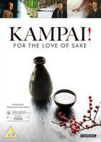 Nuovo Kampai! Per The Love Of Sake DVD