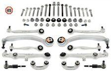 FOR VW PASSAT AUDI A4 A6 FRONT SUSPENSION TRACK CONTROL ARM COMPLETE KIT SET