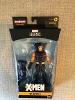 X-Men Weapon-X Marvel Legends Series Action Figure Hasbro 2020 Age Of Apocalypse