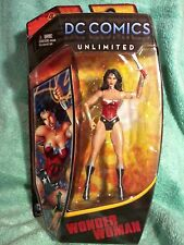 "DC COMICS UNLIMITED WONDER WOMAN (* LIGHT EYES VERSION ) New 52| 6"" figure NEW"
