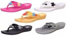 Women's Rubber Slip on Sandals & Flip Flops