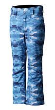 Descente Selene Jr. Ski Pants - Girls - Storm Blue (22) - 10