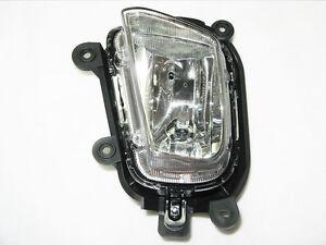 Fog Lamp Assy & Cover 4P OEM For 11 Kia Forte Koup