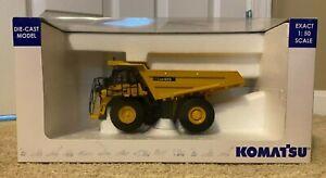 Universal Hobbies 1:50 Scale Komatsu HD605 Off-Highway Dump Truck UH 8009U