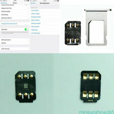 Universal Unlock Turbo Sim Card 4G For iPhone X 8 7 6S 6 Plus LTE iOS Series Acc