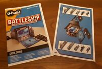 U build hasbro battleship board game instructions rules b6