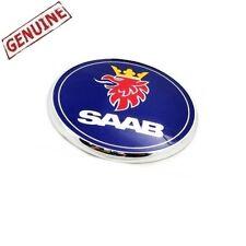 SAAB 9-3 9-5 2001 2002 2003 - 2009 Emblem Genuine 12844161 Saab Hood Emblem