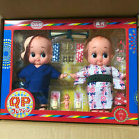 Kewpie Collection Summer Festival Japanese Costume Figure Doll Set Limited 2003