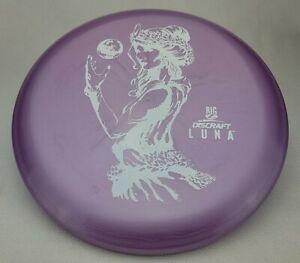 Discraft Big Z Luna Paul Mcbeth Disc Golf Putter 170-172g, New Disc Golf Disc