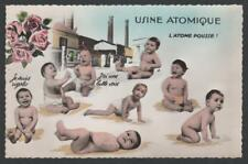 cartolina d'epoca-post card-CHILD ENFANT KIND BAMBINO 150