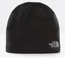 The North Face Gateway Beanie Sombrero Invierno Cálido Sombrero Negro Nuevo