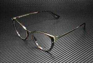 PRADA PR 53UV 2AU1O1 Catwalk Tortoise Havana Demo Lens 50 mm Women's Eyeglasses