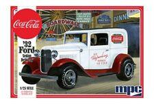 MPC 902 1/25 1932 Ford Sedan Delivery Truck, Coca-Cola Model Kit