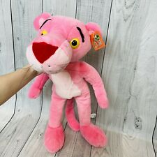 "New With Tags Rare Huge 29"" Pink Panther Plush 1998 Toy Network Large Stuffed"