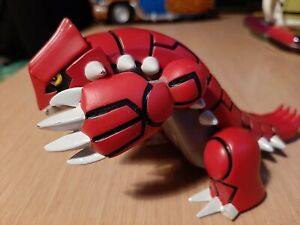 Official Pokemon Tomy 2003 - Groudon Legendary Action Figure Toy Moving Limbs 4""