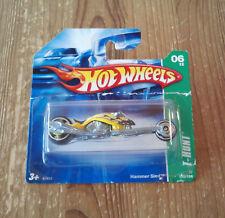 Hot Wheels 2007 T-Hunt ► Hammer Sled gelb in OVP . K7617 . Treasure Hunts