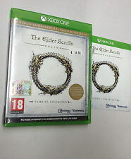 THE ELDER SCROLLS ONLINE TAMRIEL UNLIMITED XBOX ONE USATO FUNZIONANTE