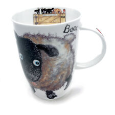 Roy Kirkham Please Shut The Gate Sheep Mug Bone China 400ml Cute Country Farm