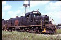 Detroit & Mackinac #974 Alpena Michigan Jun 78 VINTAGE KODACHROME SLIDE-Railroad