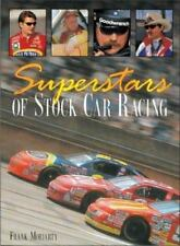Superstars of Stock Car Racing by Frank Moriarty (2001, Hardcover)