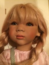 Rare! Annette Himstedt 2004 Original Mari Kinder Doll Large 30 inch Mint in Box